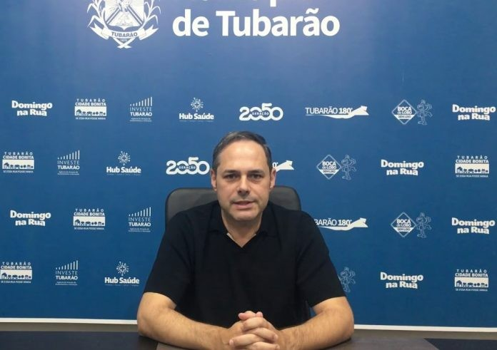 Serviços não essenciais de Tubarão vão continuar em funcionamento, afirma presidente da Fundação de Saúde