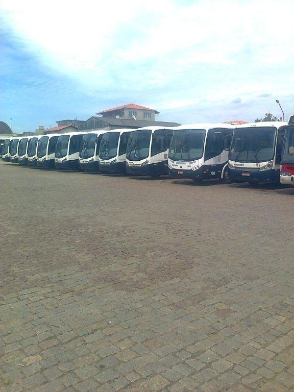 A Transportes Alvoradas investe em novos veículos