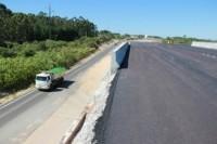 BR-101 Sul terá trânsito sobre viaduto de Barbacena nesta quarta-feira