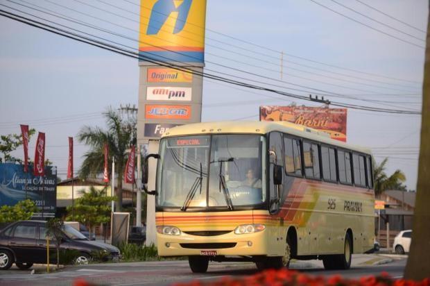Passagens de ônibus intermunicipais ficam mais caras a partir de domingo