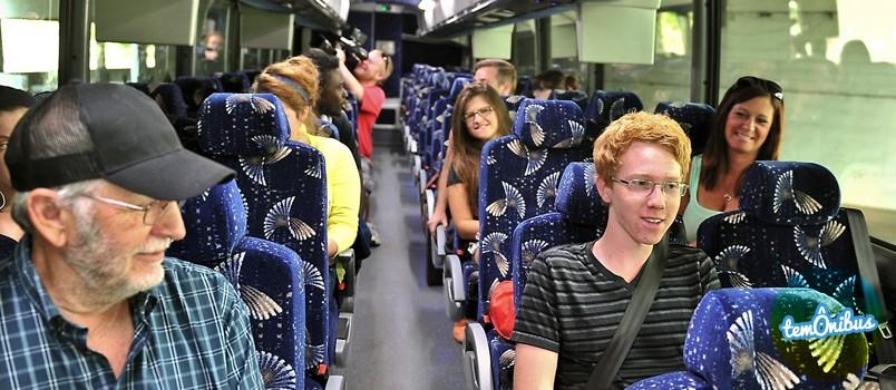 Passagens de ônibus: conheça os assentos mais disputados.