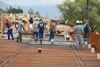 DNIT concreta terceiro vão da ponte sobre o Rio Tubarão/SC