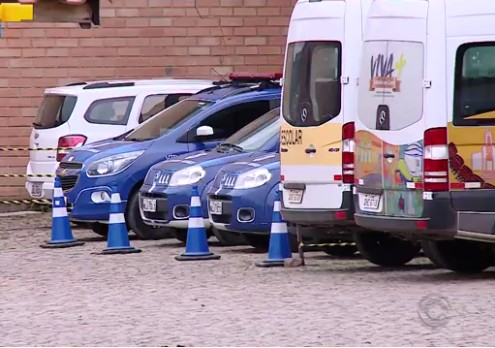 Sem armas, Guarda Municipal não fiscaliza trânsito há mais de um mês