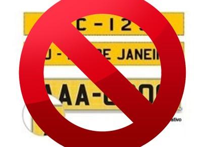 """Caminhão não precisa de """"terceira placa"""", diz associação"""