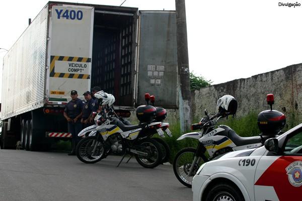 Ocorrências de roubos de carga crescem mais de 5% em 2011