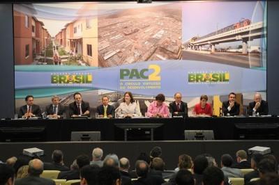 PAC2 investe na integração das diferentes regiões do Brasil