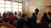 Educação Ambiental cria sensibilização em escolas e comunidades da BR-101 Sul