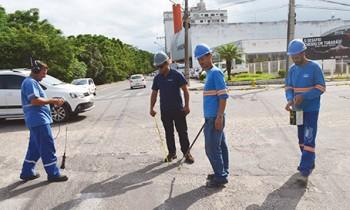Patrício Lima começa a receber medições