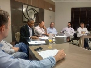 Acit e FME se reúnem para discutir parceria entre empresas privadas e CEI
