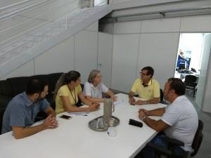 Melhorias no trânsito em frente ao São José foram discutidas