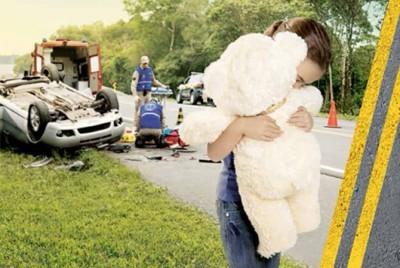 Campanha para redução de acidentes é lançada