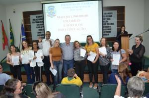Município apresenta pacote de obras e de serviços para unidades escolares