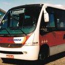 Mercedes Benz / Carroceria Marcopolo (senior) / Ano 2000 Micro-Ônibus